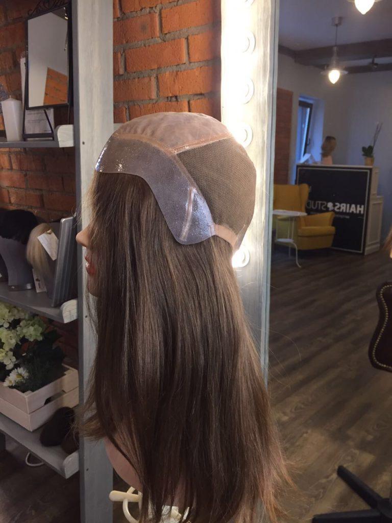 Протезирование волос