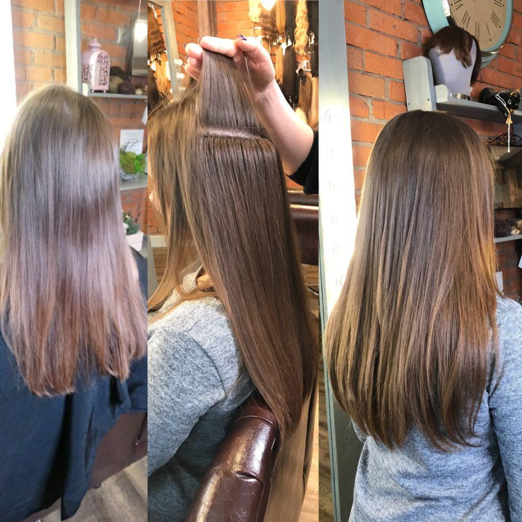 качественные парики из натуральных волос