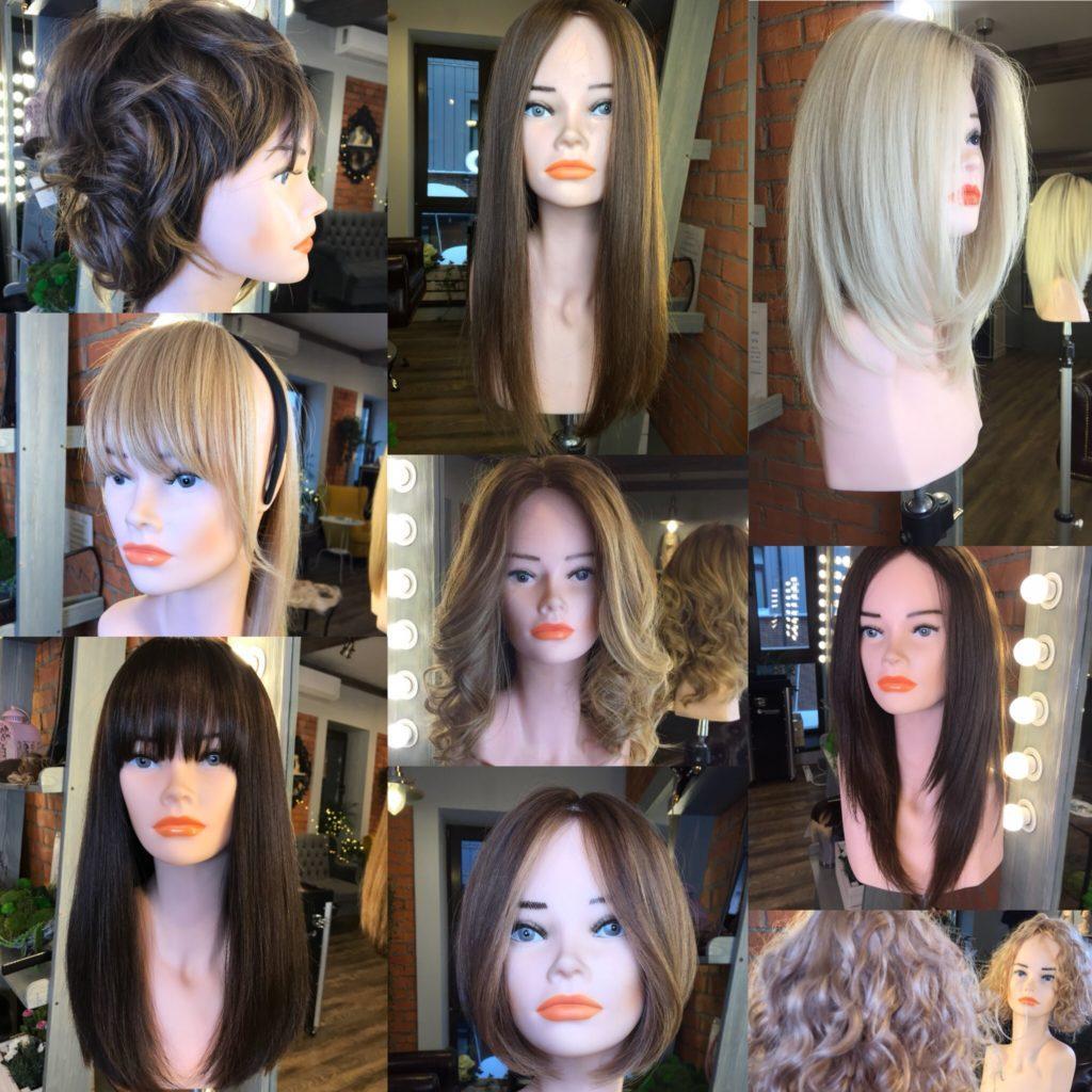 Авторский салон париков