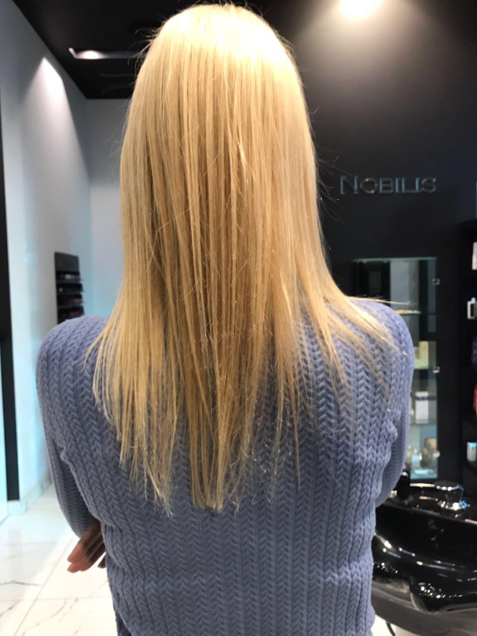 Тресс для голливудского наращивания волос 5