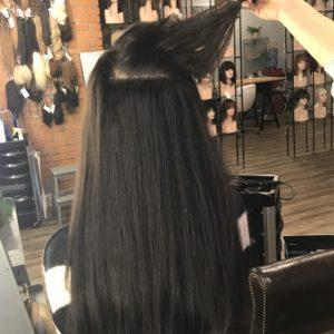 Тресс для голливудского наращивания волос 11