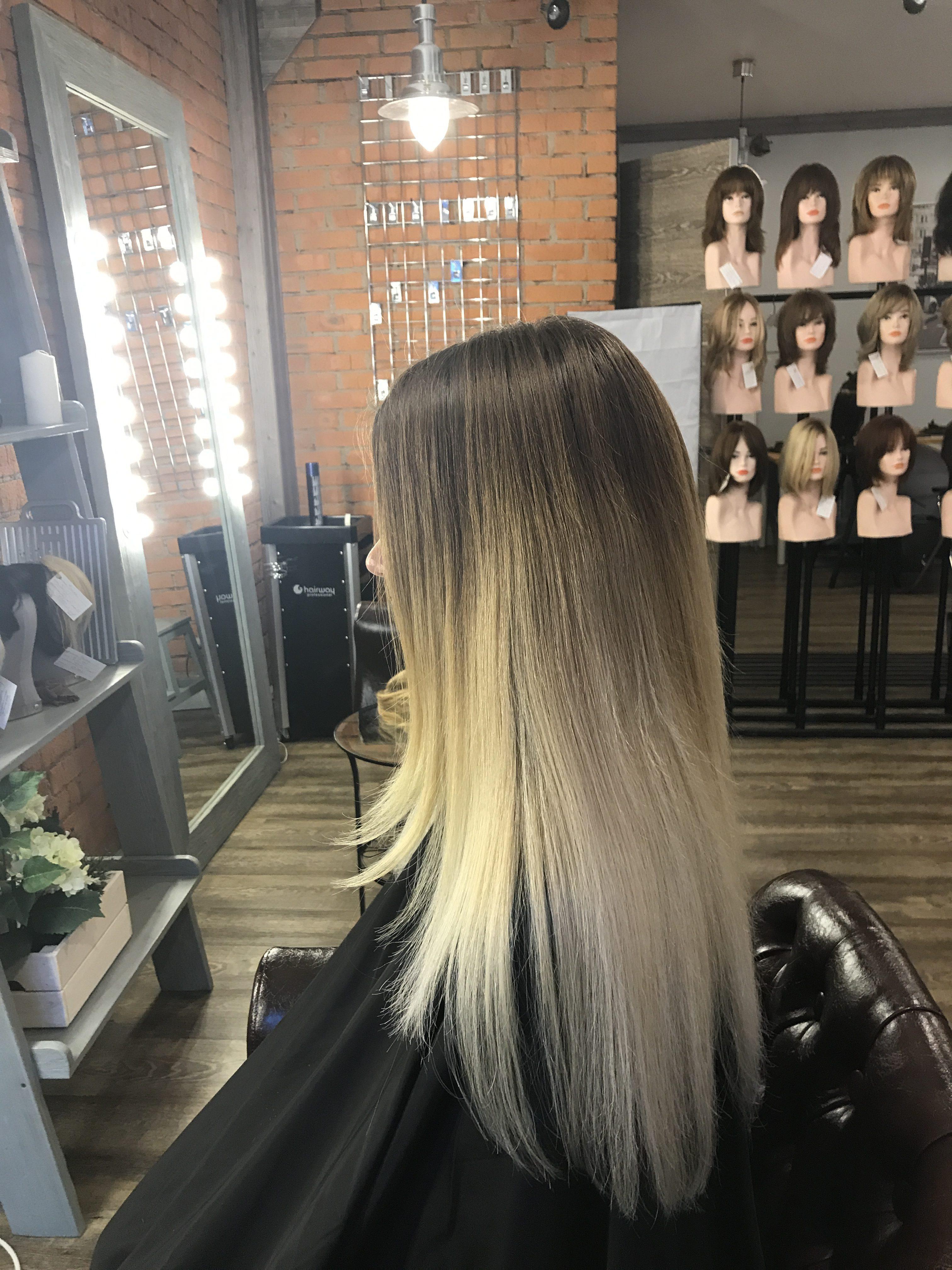 Тресс для голливудского наращивания волос 9
