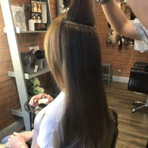 Тресс для голливудского наращивания волос 8