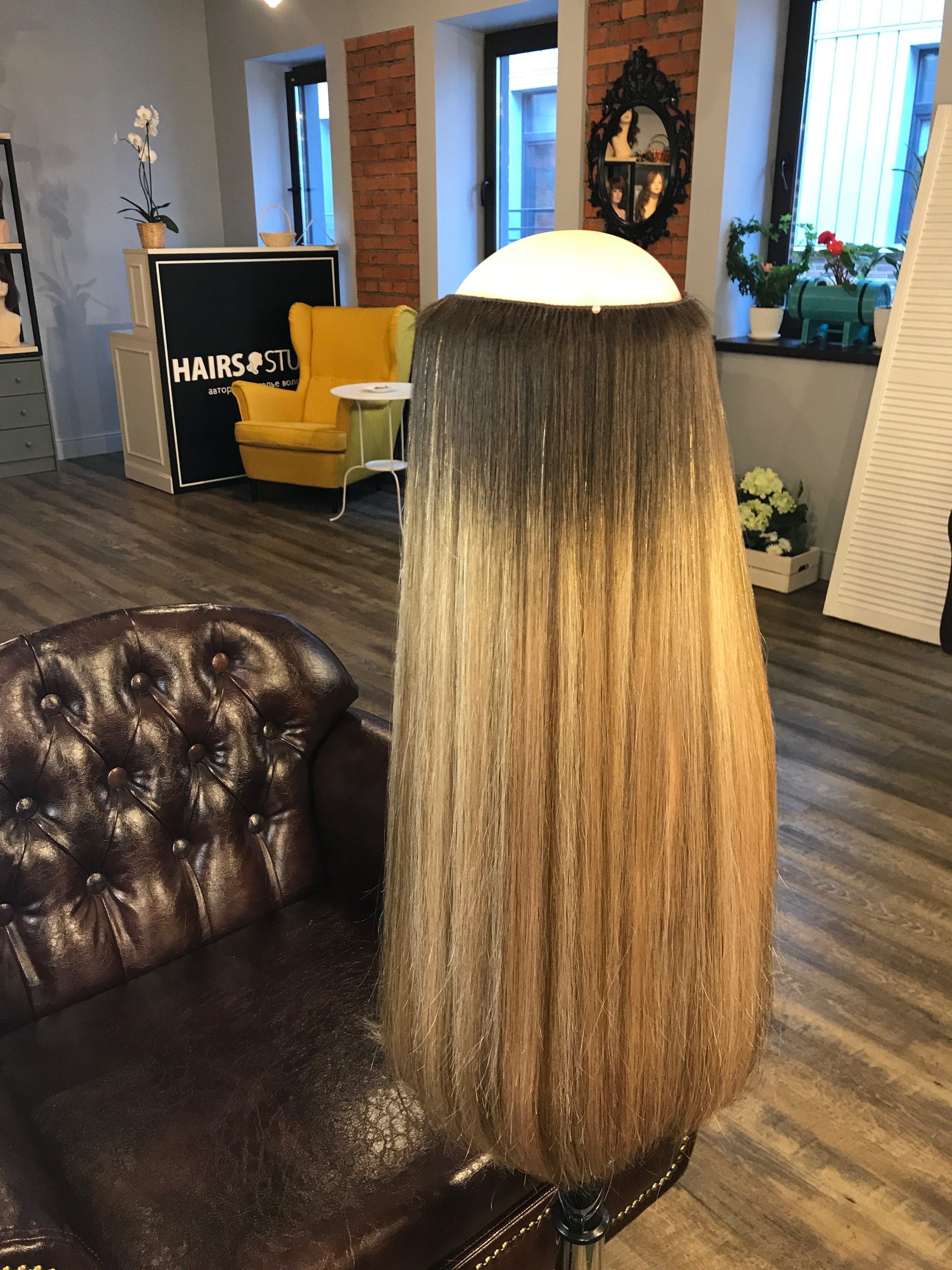 Тресс для голливудского наращивания волос 3
