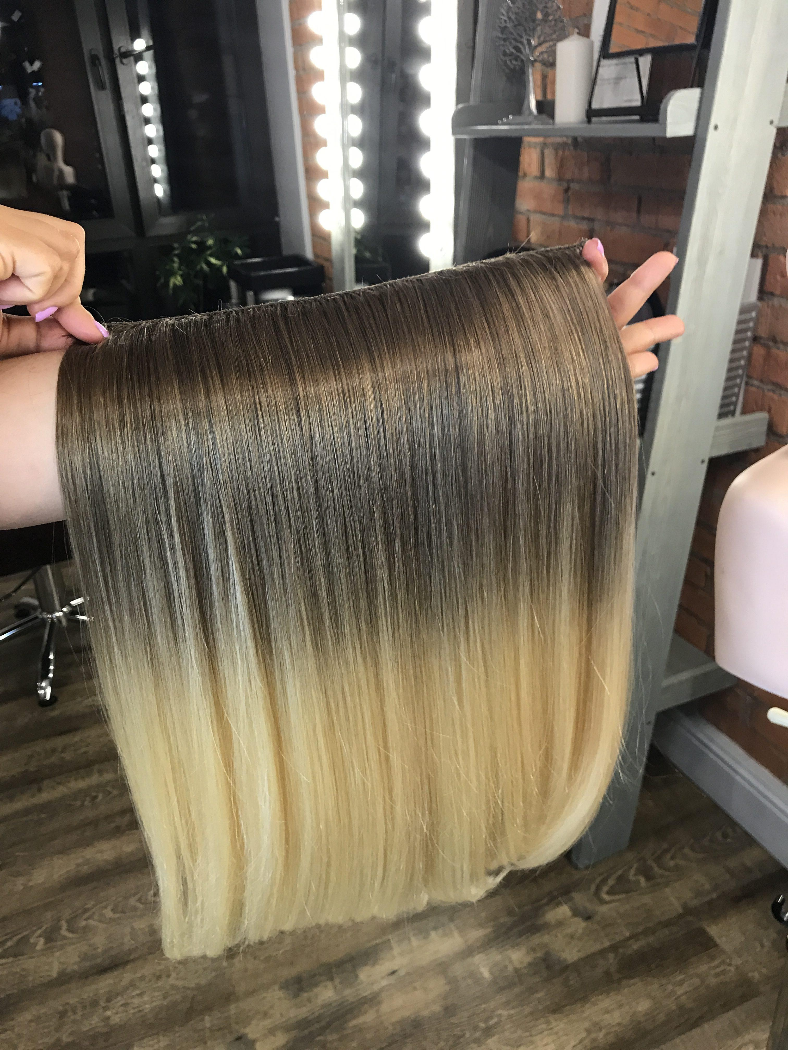 Тресс для голливудского наращивания волос 2