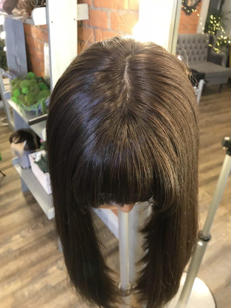 Технология изготовлению парика - обучение